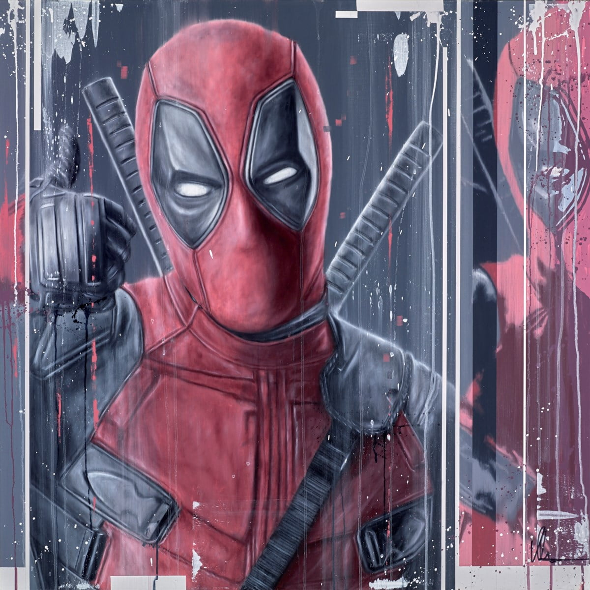 Deadpool 2 ~ Kris Hardy