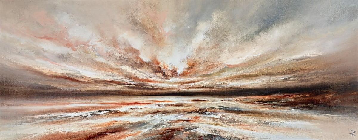 Northumberland Dawn II ~ Chris and Steve Rocks