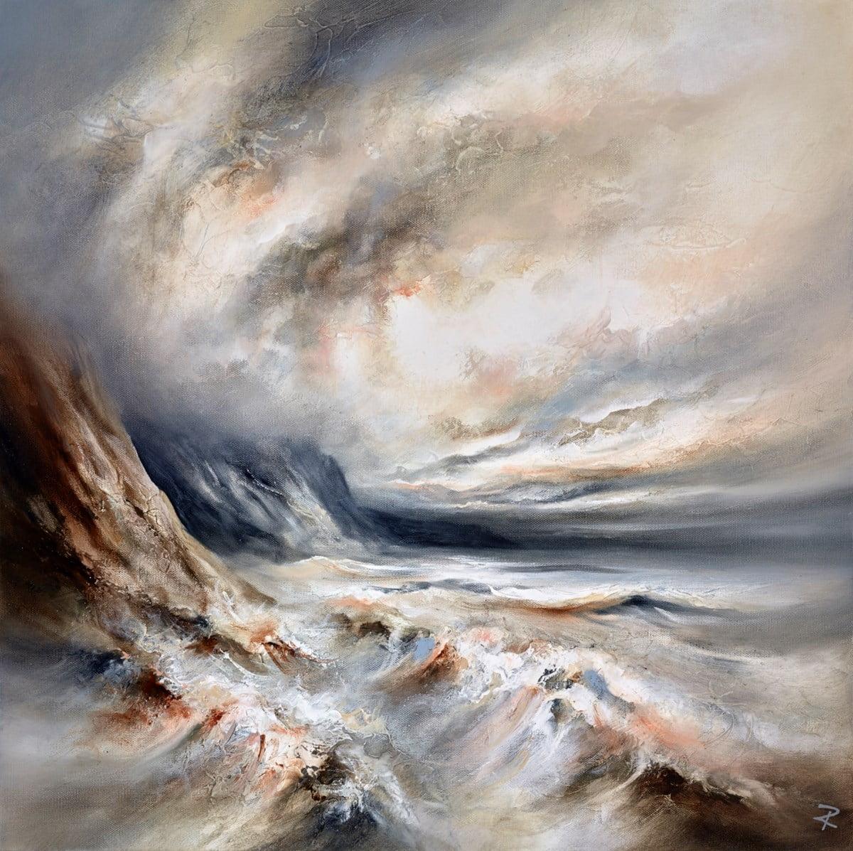 Pending Storm II ~ Chris and Steve Rocks