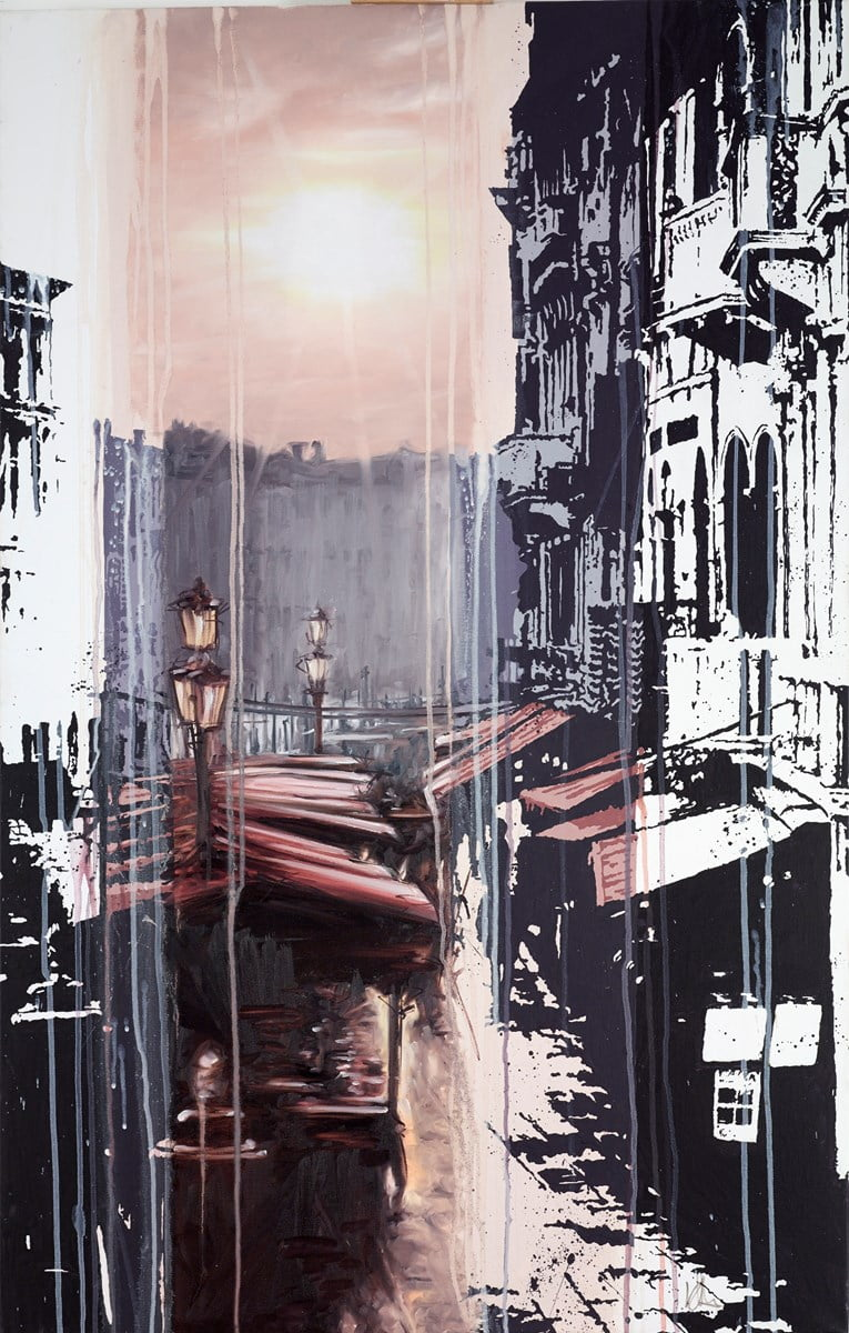 Venice Sunrise ~ Kris Hardy