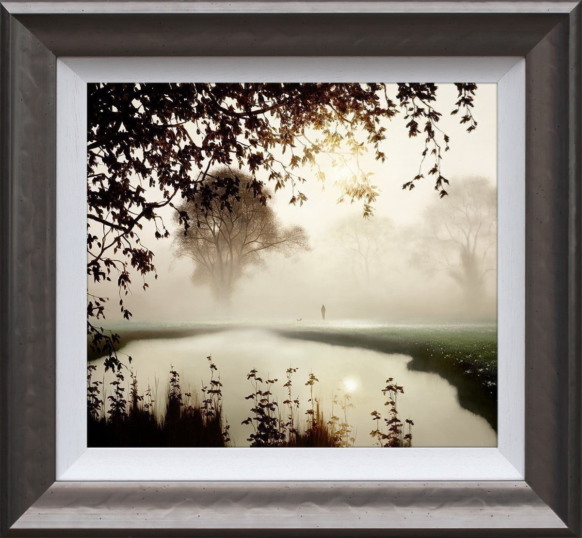 A  Time for Reflection ~ John Waterhouse