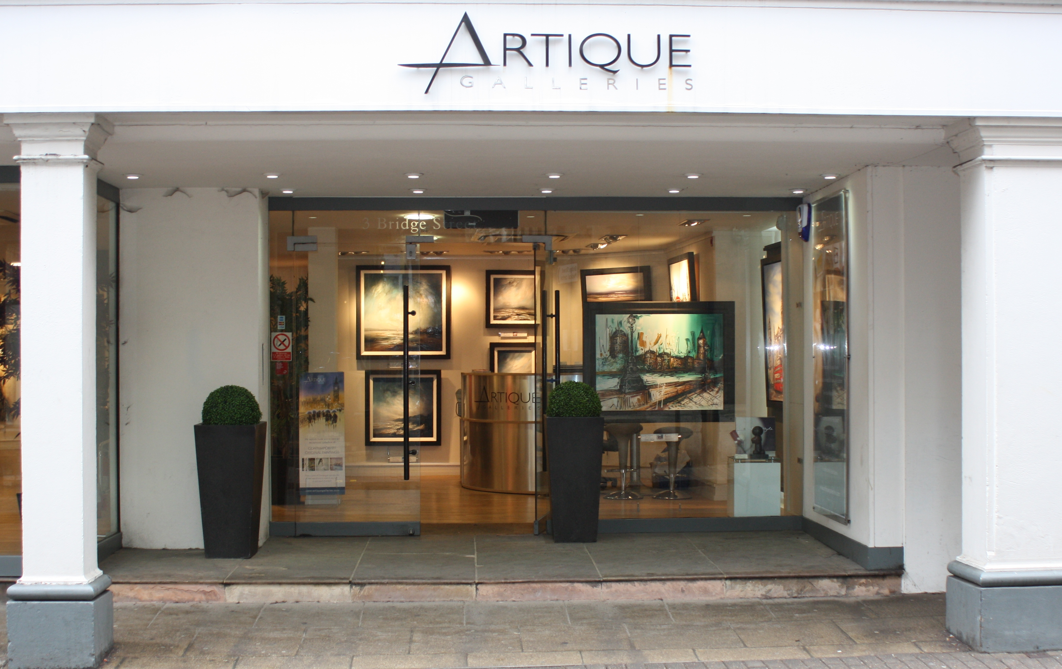 Artique Galleries Cambridge