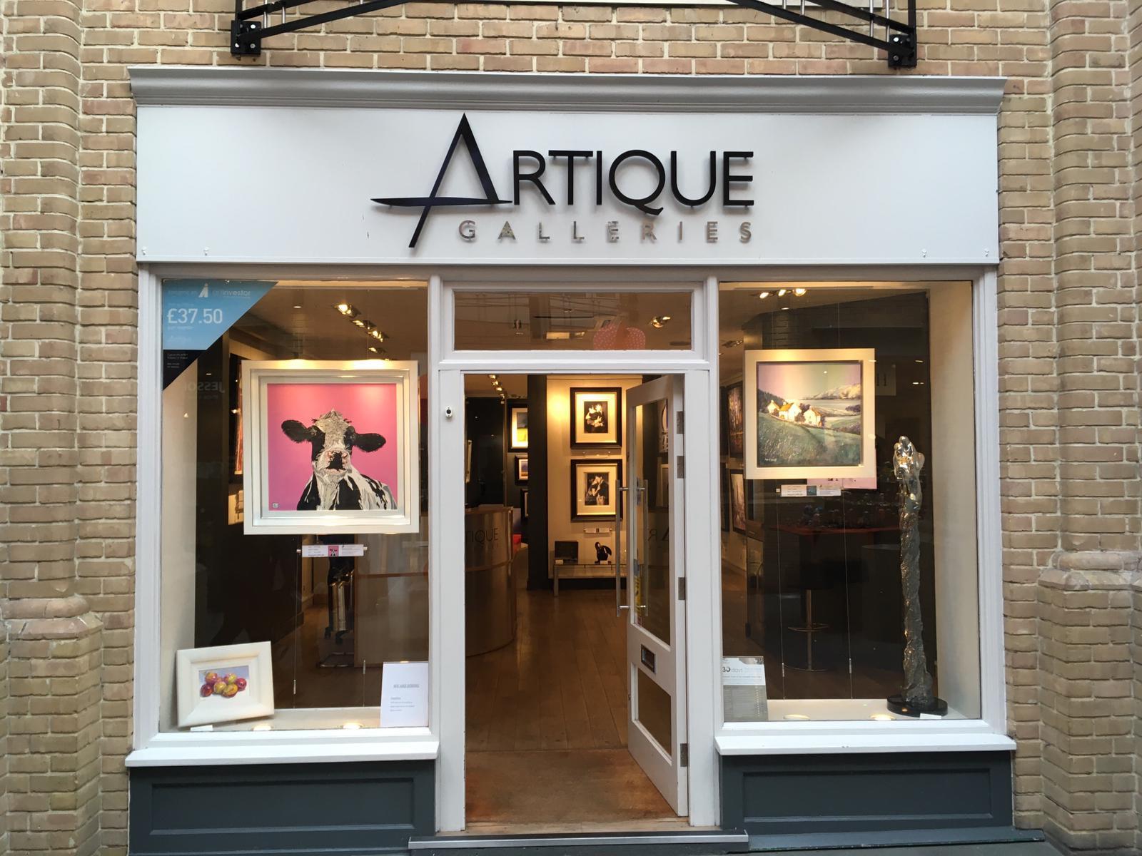 Artique Galleries Canterbury