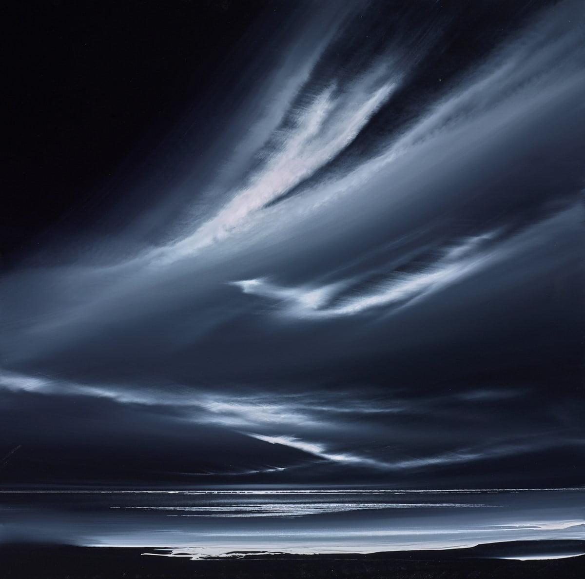Graphite Shore III ~ Jonathan Shaw