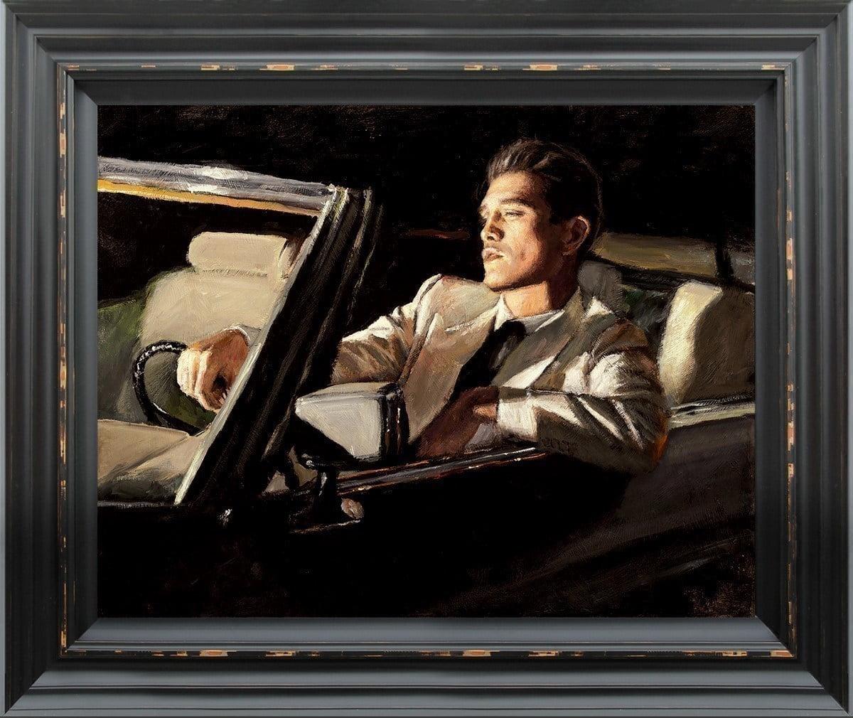 Late Drive II ~ Fabian Perez