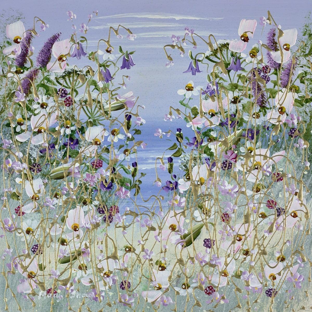 Seaside Brambles I ~ Mary Shaw