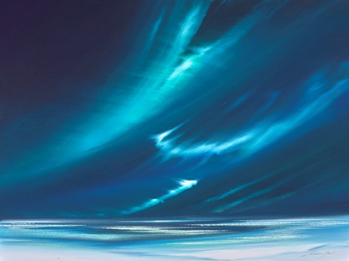 The Northern Lights IV ~ Jonathan Shaw