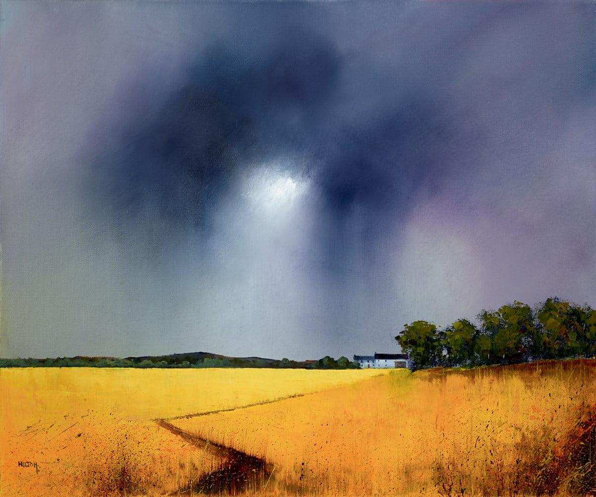 Wheatsheaf Barn ~ Barry Hilton