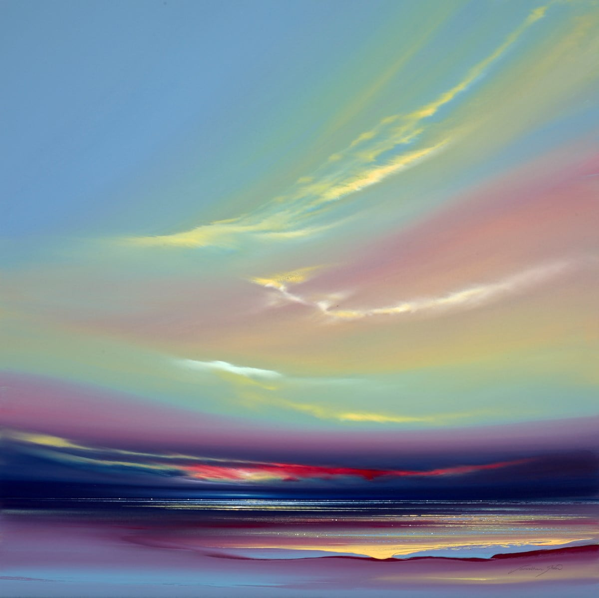 Twilight Sky V ~ Jonathan Shaw