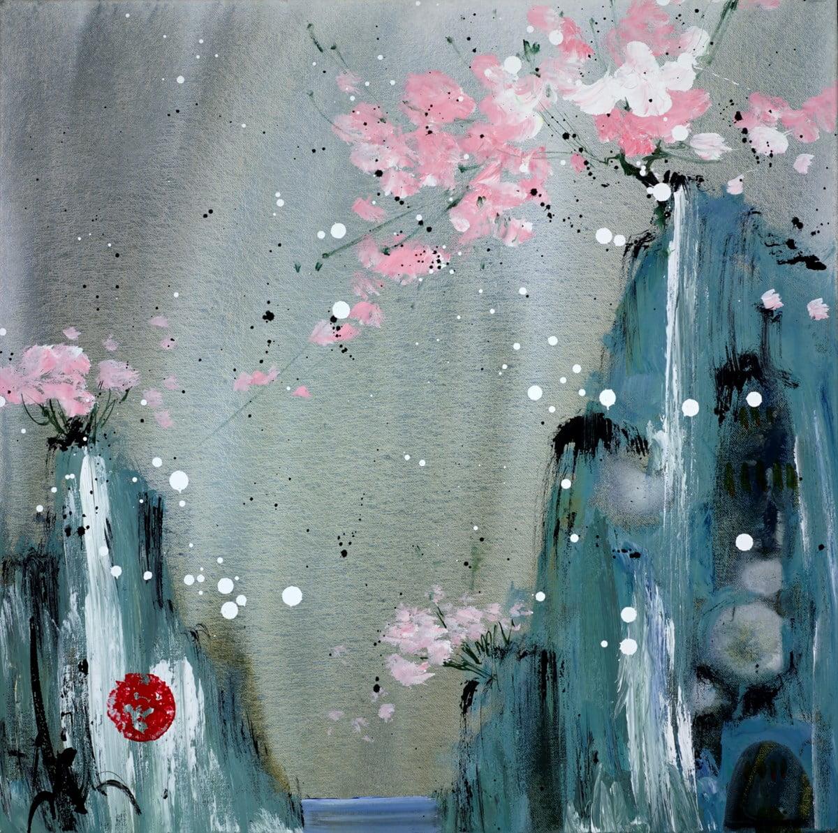 Mists of Time II ~ Danielle O'Connor Akiyama