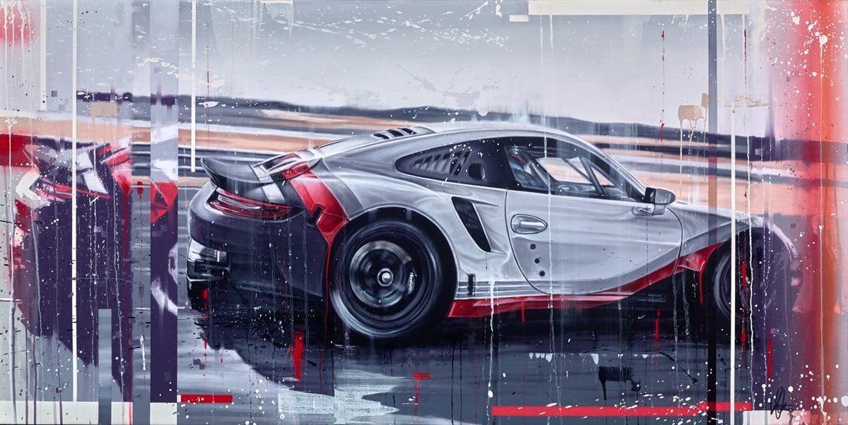 911 RSR ~ Kris Hardy