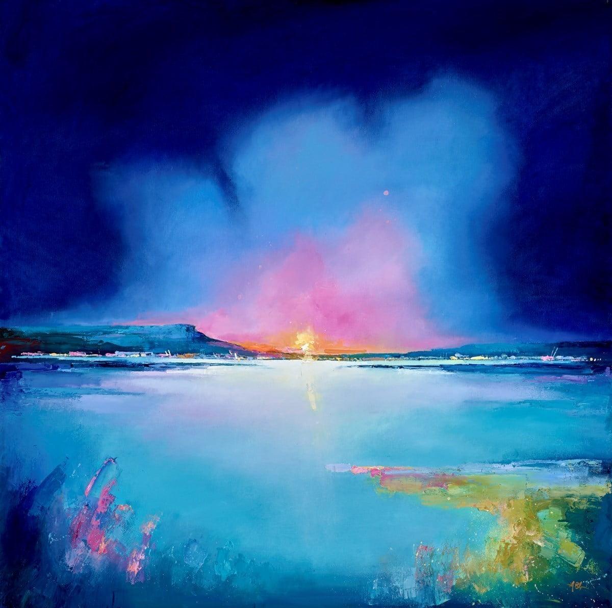 Bay of Dreams II ~ Anna Gammans