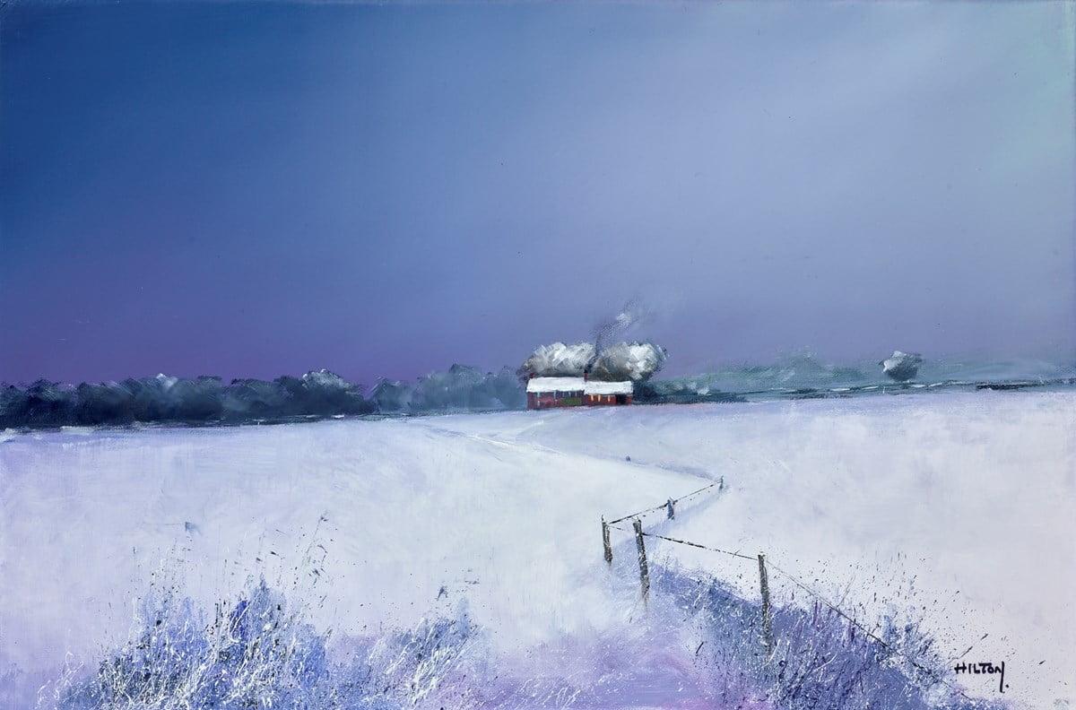 A Winter's Night III ~ Barry Hilton