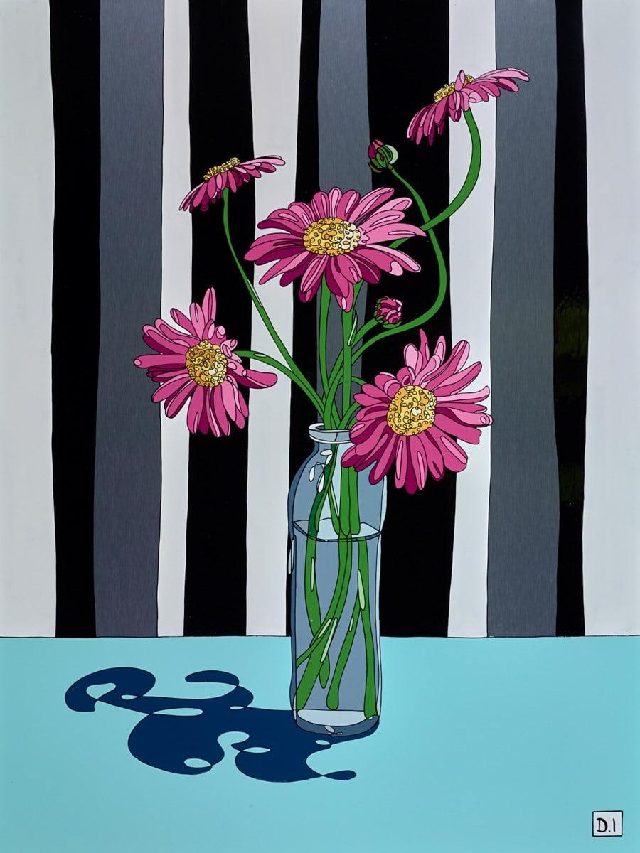 Pink Daisies ~ Dylan Izaak