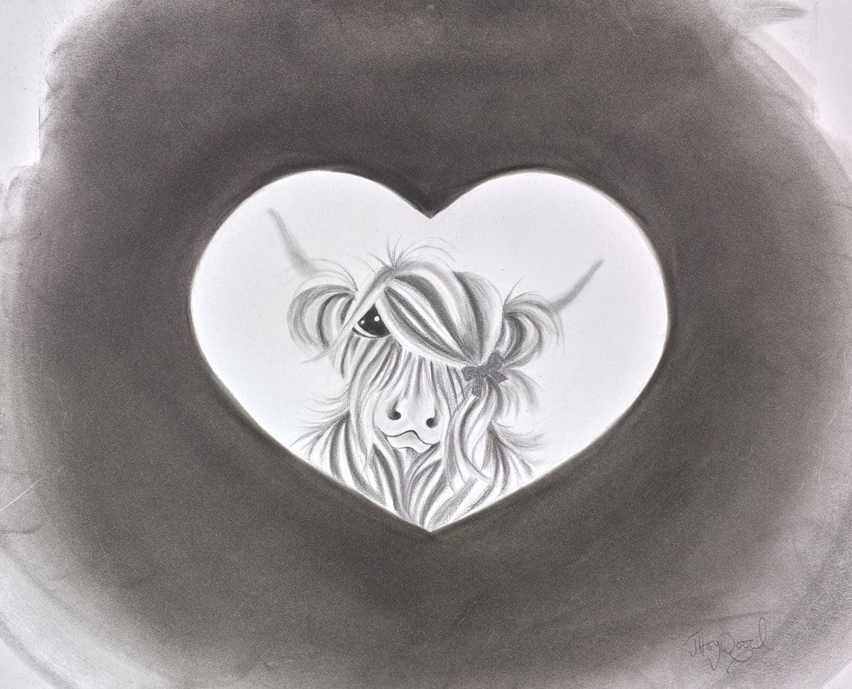 Window to my Heart Sketch ~ Jennifer Hogwood