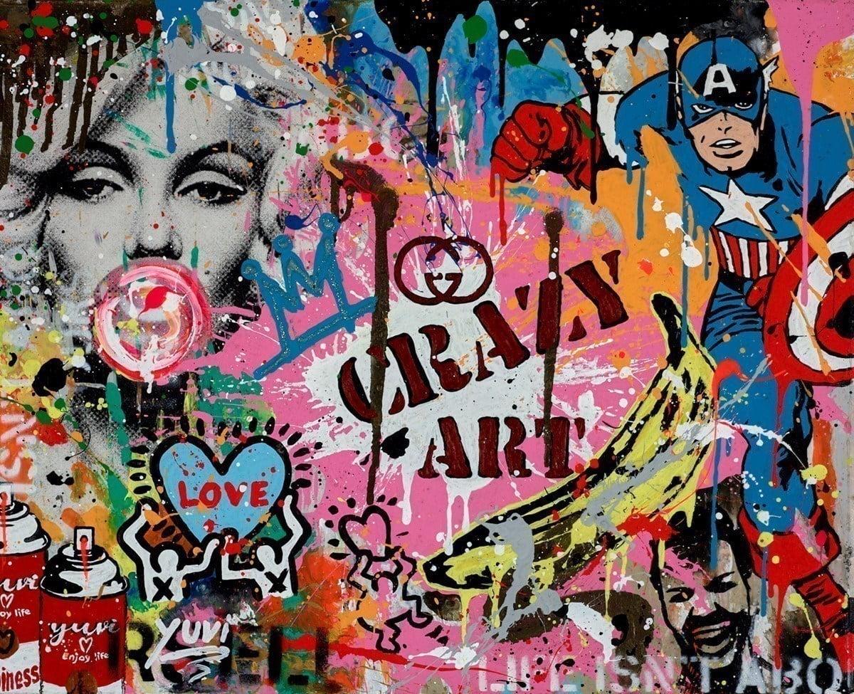 Crazy Art ~ Yuvi