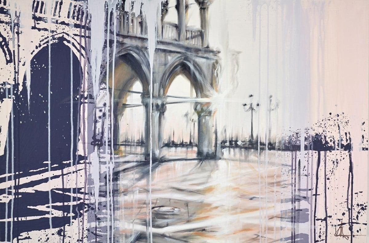 First Light, Venice ~ Kris Hardy