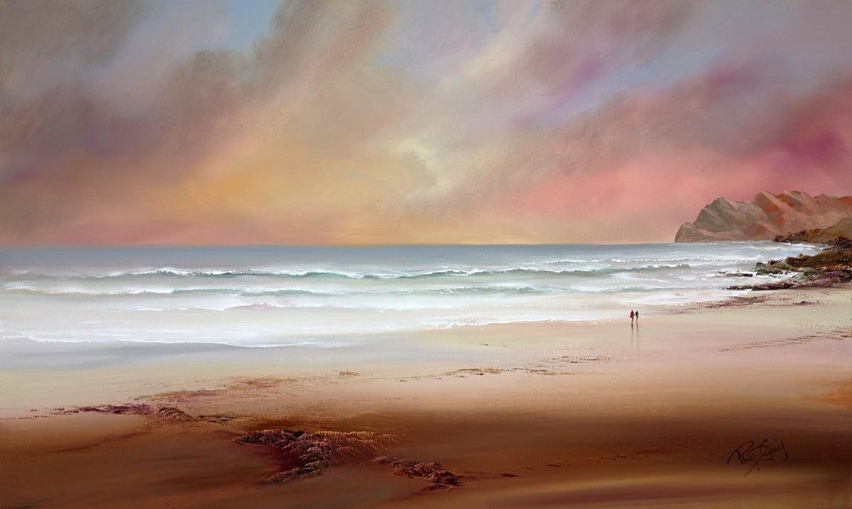 Along the Shore V ~ Philip Gray