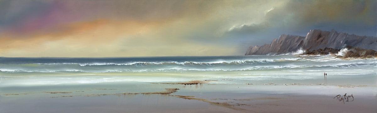 Low Tide Walking ~ Philip Gray