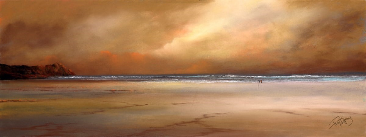 Sunset Clouds I ~ Philip Gray