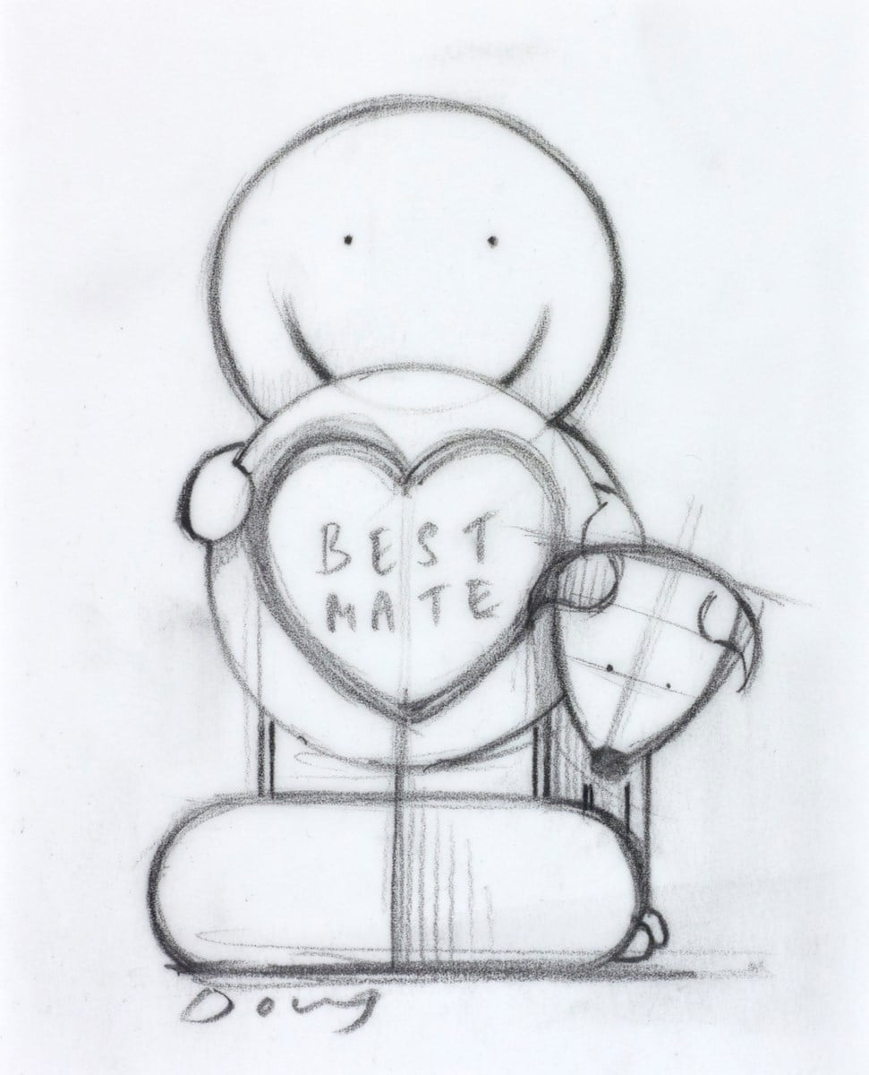 Best Mate II ~ Doug Hyde