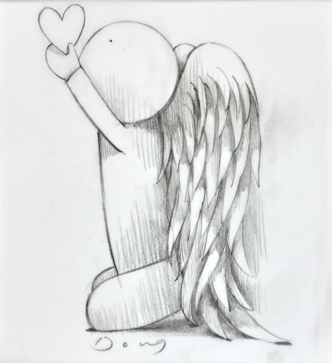 Perfect Love (Study II) ~ Doug Hyde