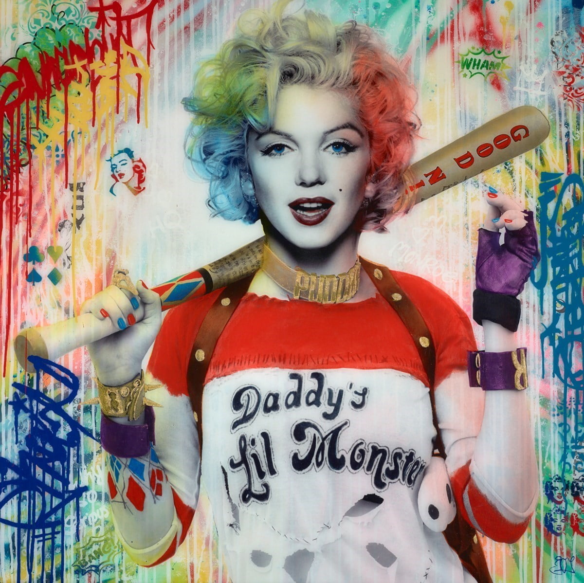 Marilyn Monroe ~ Srinjoy