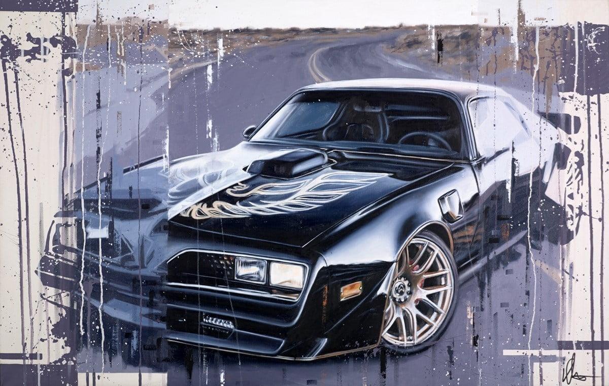 Pontiac Firebird Trans Am ~ Kris Hardy