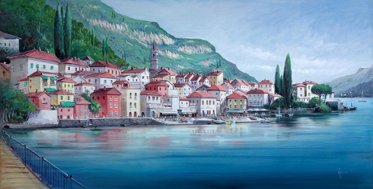Lake Como, Varenna ~ Henderson Cisz