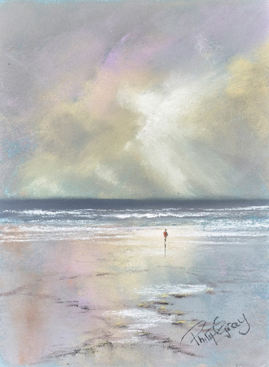 Silver Sands II ~ Philip Gray