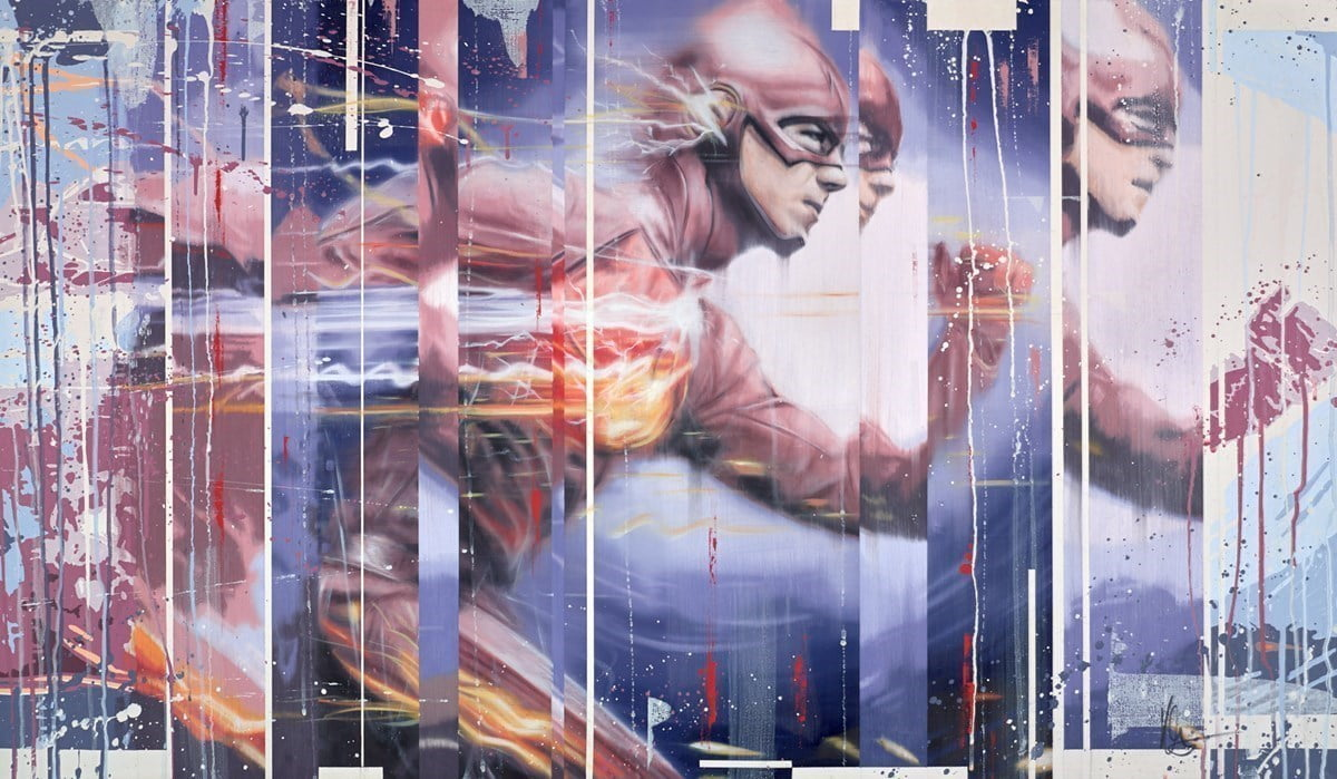 The Flash ~ Kris Hardy