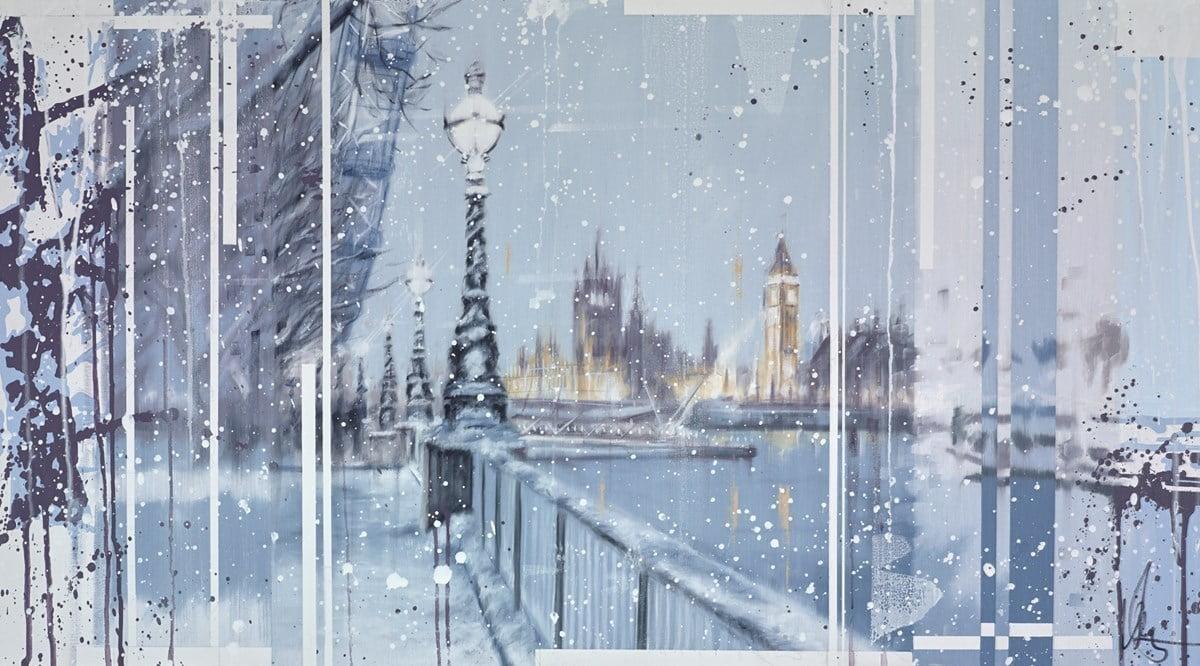 Winter in Westminster ~ Kris Hardy