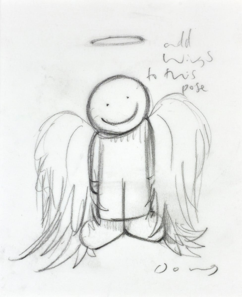 My Angel (Study VI) ~ Doug Hyde