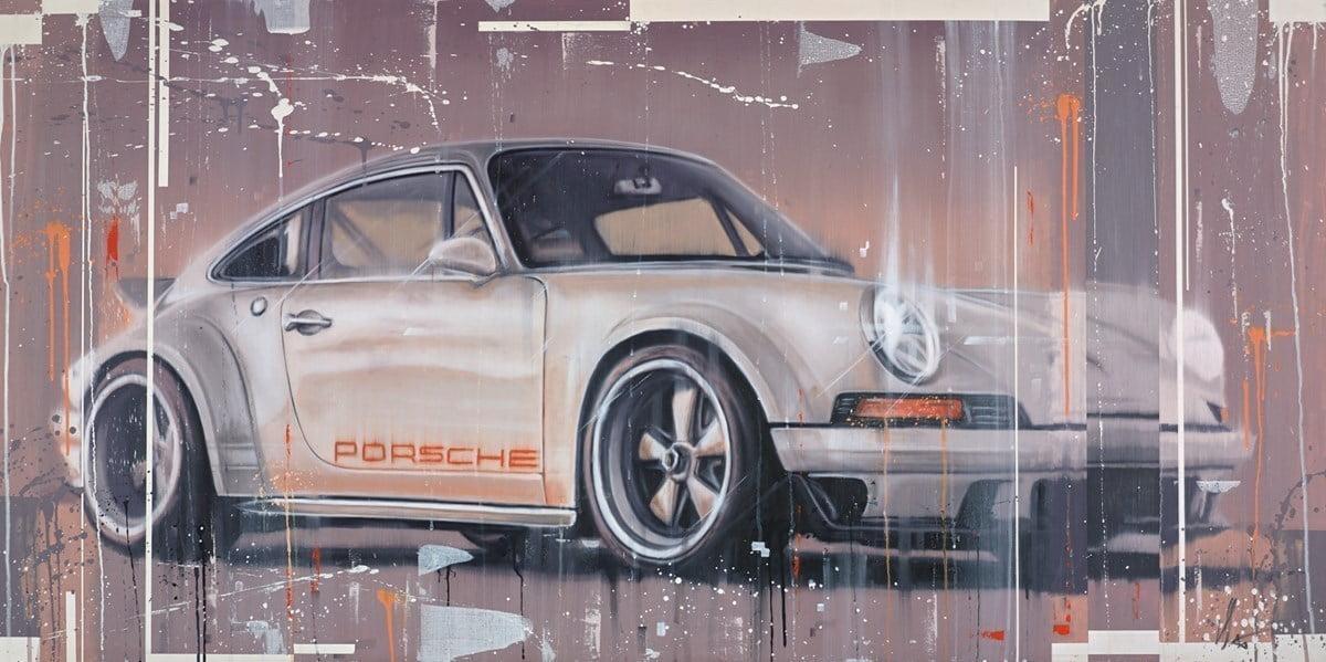 The Porsche 911 ~ Kris Hardy