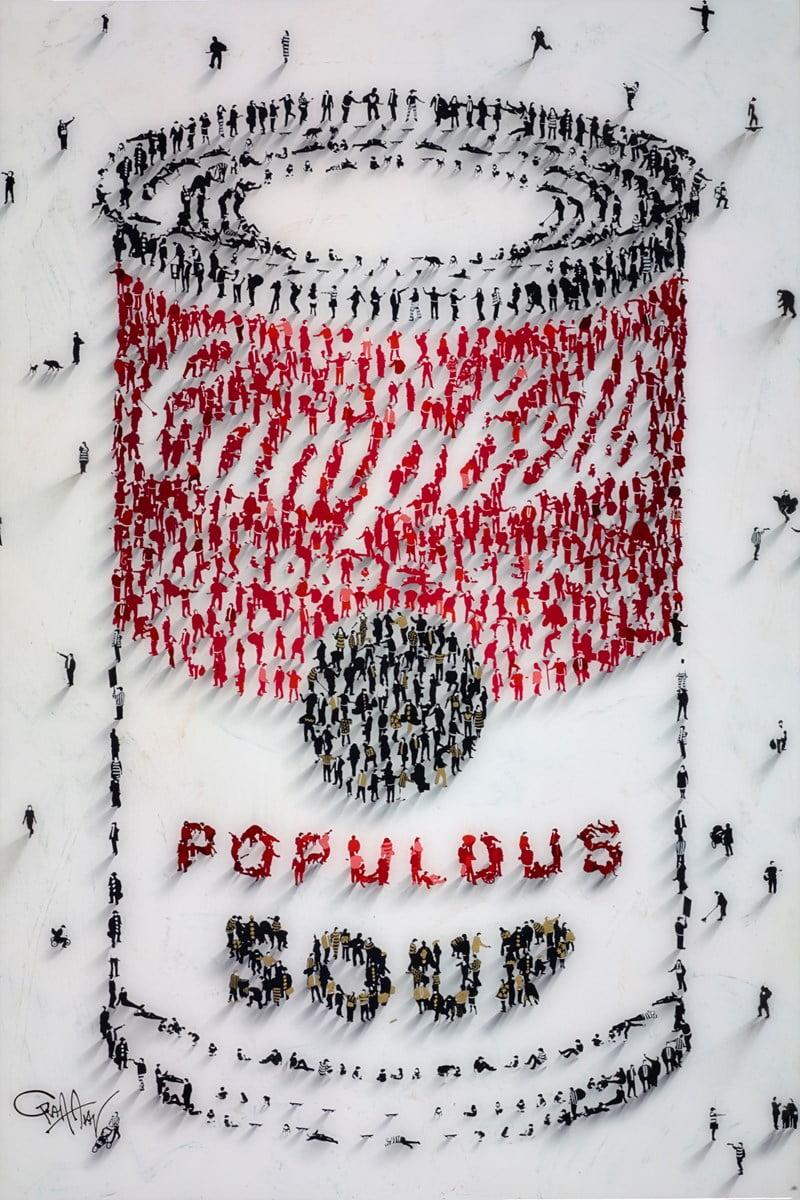 Populous Soup ~ Craig Alan