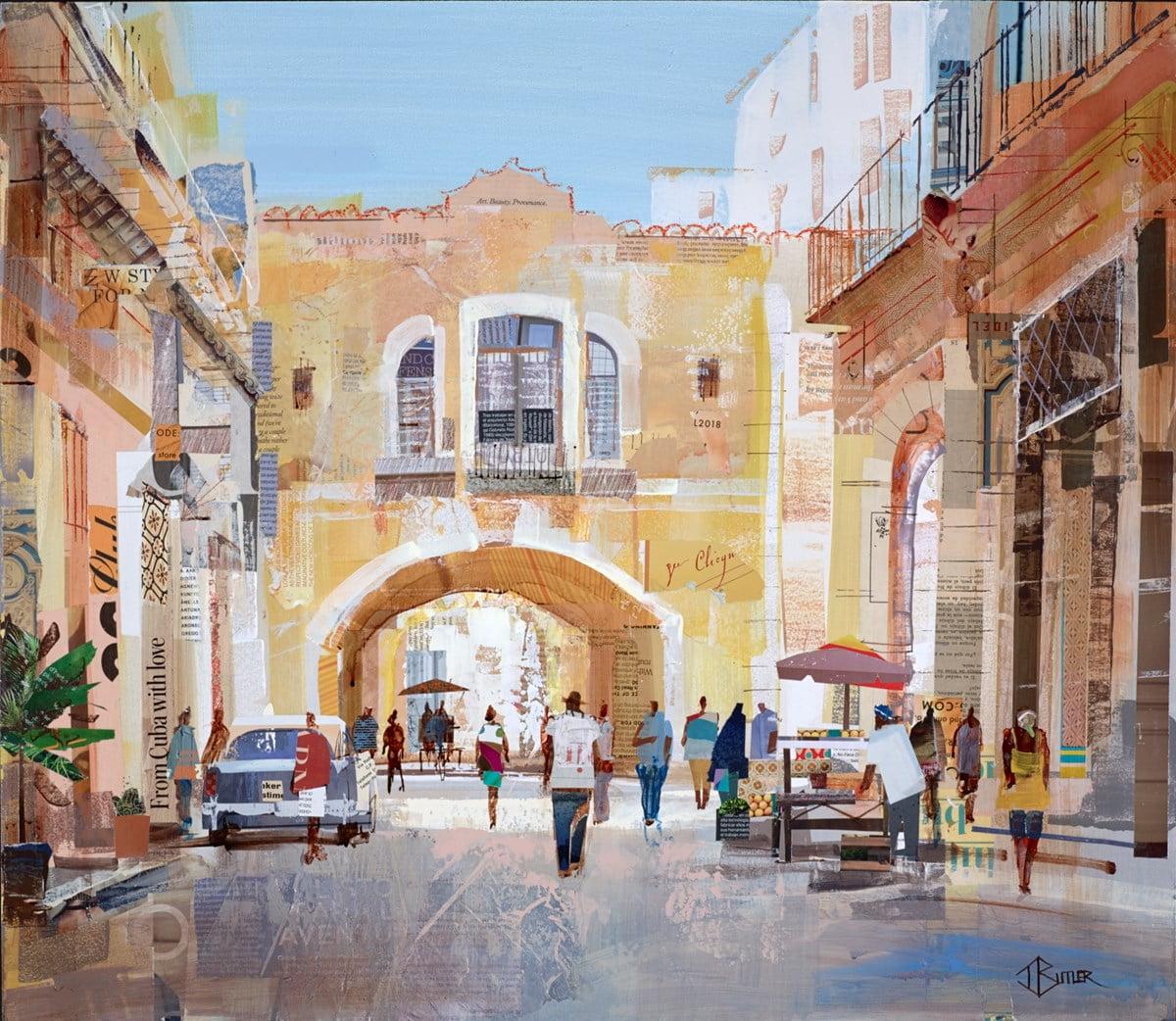 Arco de Belen, Havana ~ Tom Butler