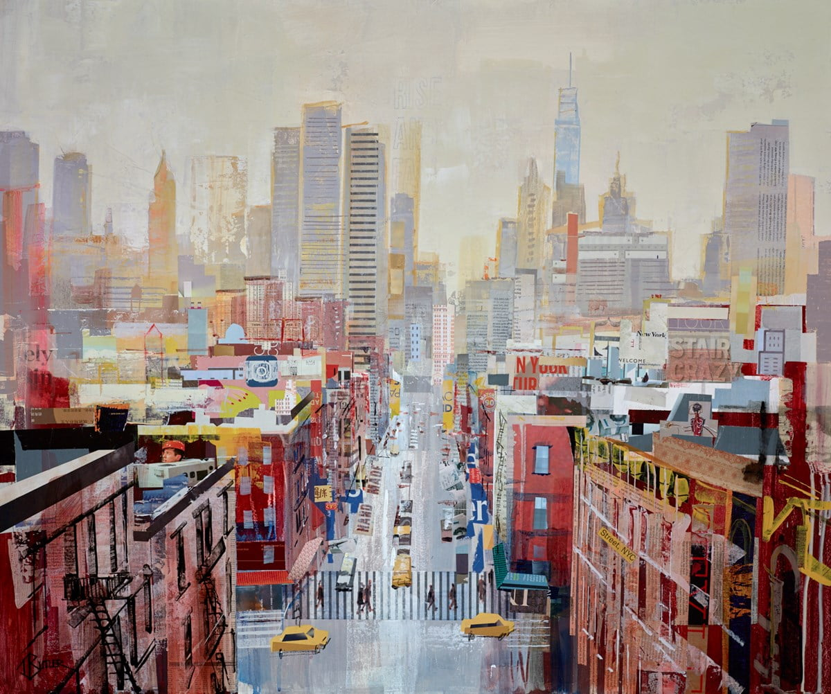 Manhattan Rising ~ Tom Butler