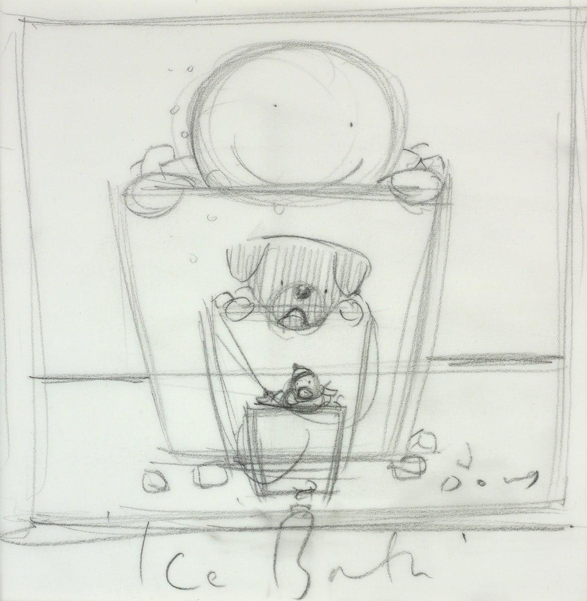Ice Bath (Study I) ~ Doug Hyde