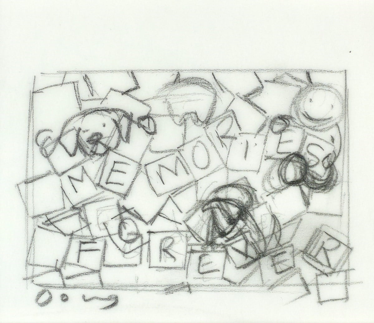 Memories Forever (Study II) ~ Doug Hyde