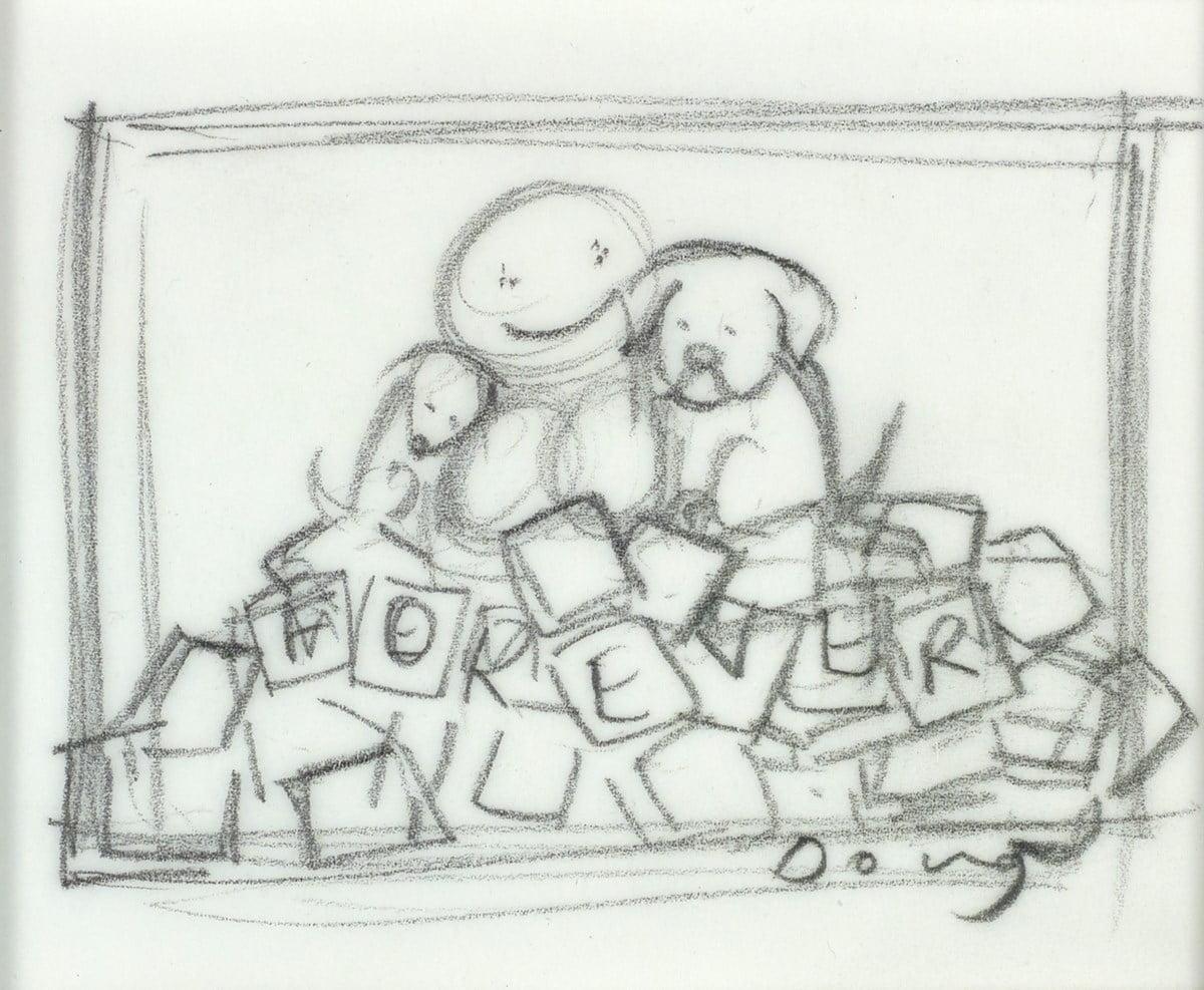 Memories Forever (Study IV) ~ Doug Hyde