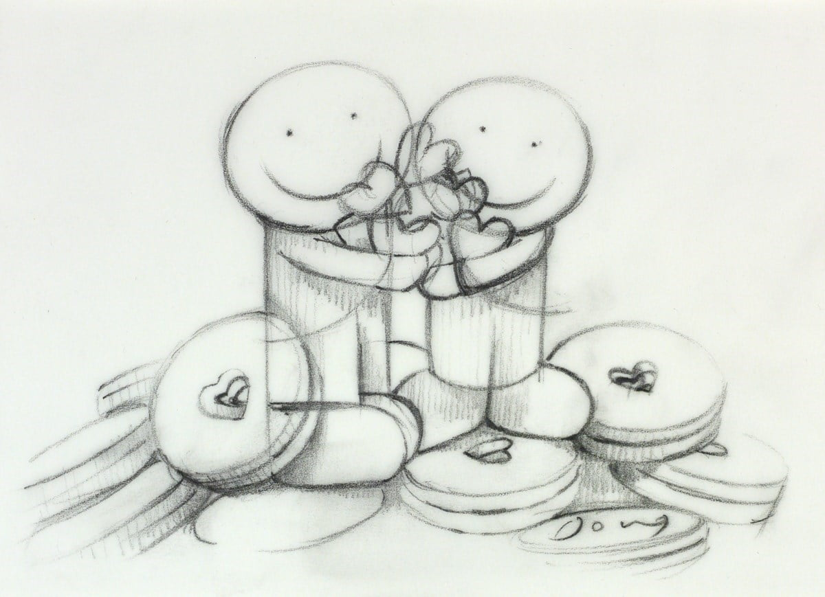 You've Stolen My Heart (Study I) ~ Doug Hyde