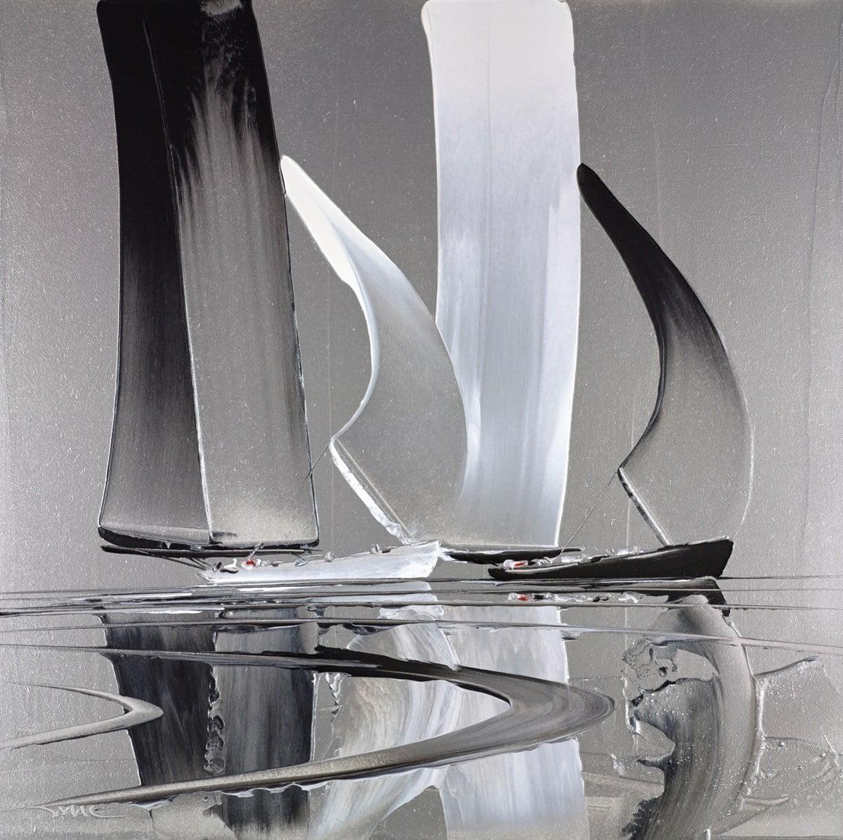 Sailing Over Silver ~ Duncan MacGregor