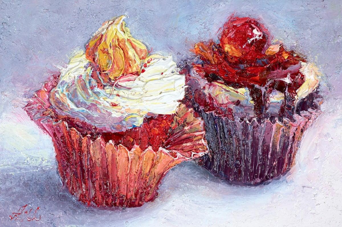 Cupcakes III ~ Lana Okiro