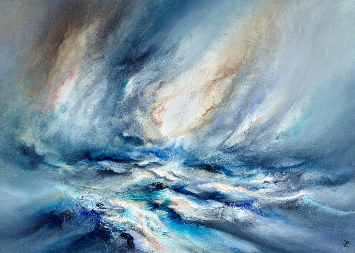 Sea Motions ~ Chris and Steve Rocks