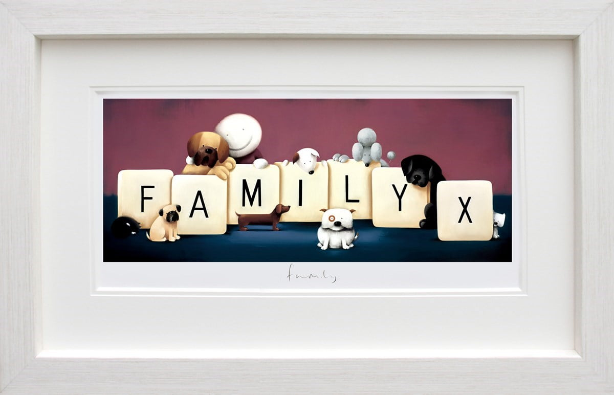 Family ~ Doug Hyde