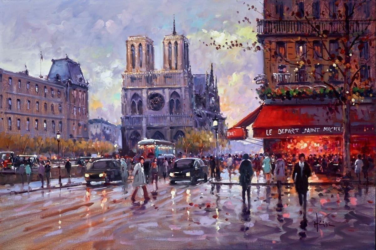 Notre Dame, Paris, France ~ Henderson Cisz