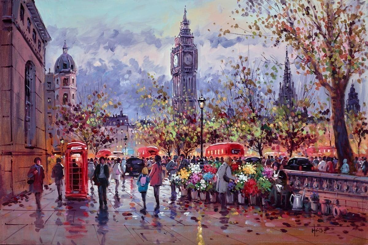Phone Box, Westminster ~ Henderson Cisz