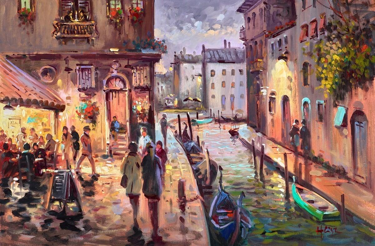 Venetian Evening ~ Henderson Cisz