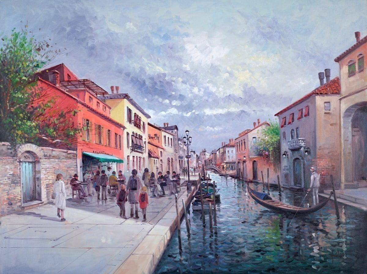 Venice Life ~ Henderson Cisz