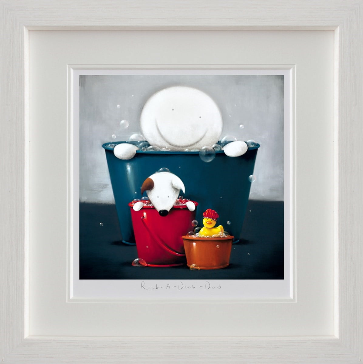 Rub A Dub Dub ~ Doug Hyde